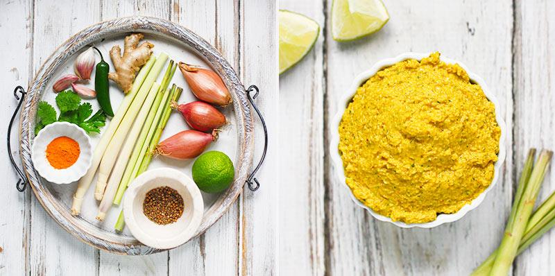 Lemongrass Curry Soup with Cashew Cream from SoupAddict.com