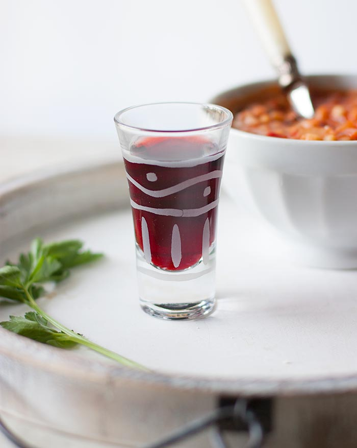 Sardinian Longevity Minestrone Soup from Soupaddict.com