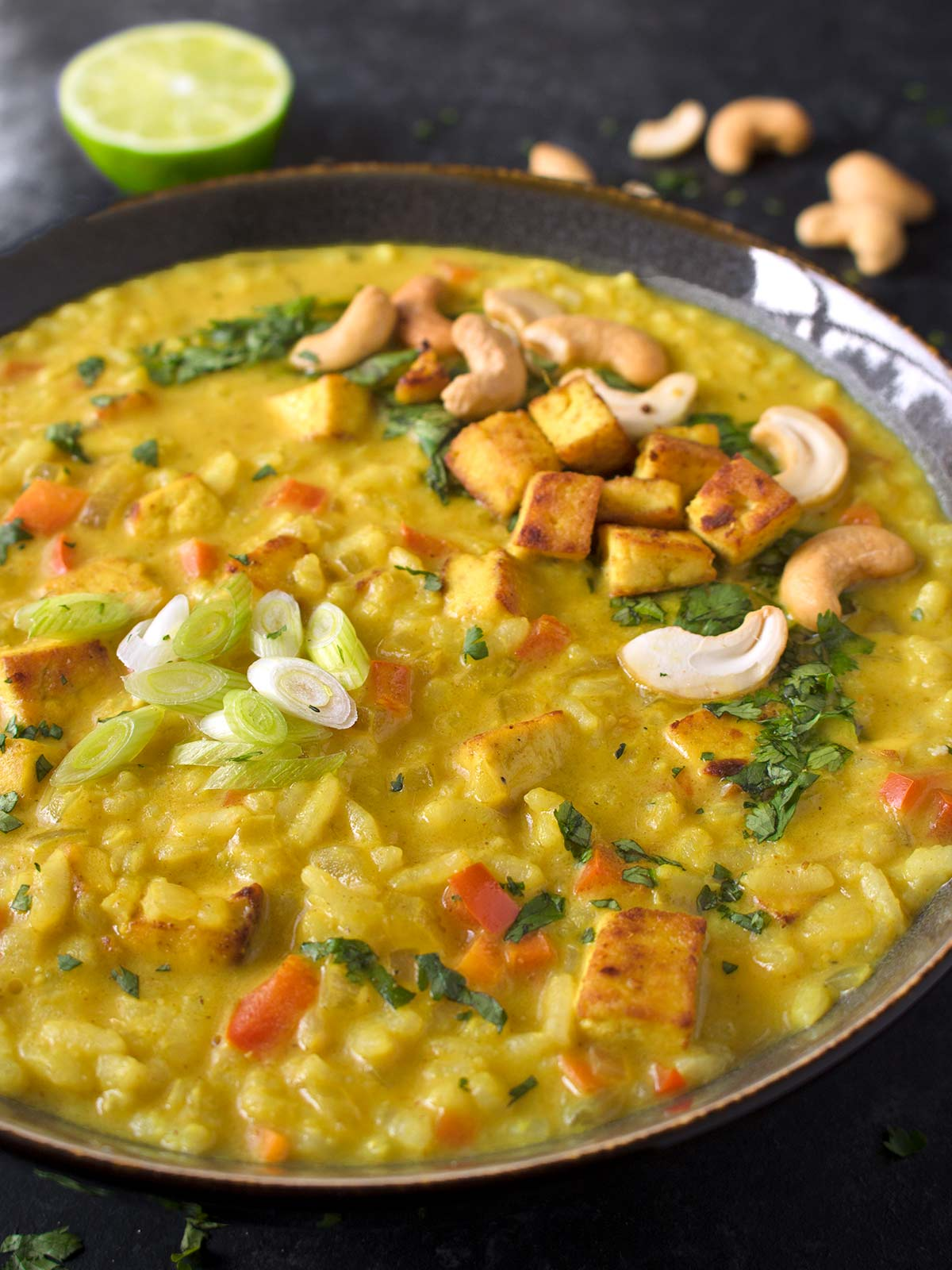 Thai Coconut Curry Stew from SoupAddict.com