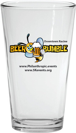 Beer Bumble Glass