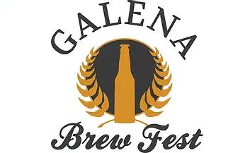 2nd Annual Galena Brew Fest registration logo