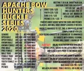 ABH Buckle Series Final Leg registration logo