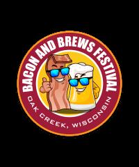 Bacon and Brews Festival registration logo