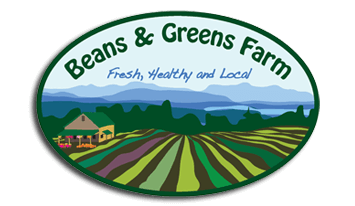 Beans and Greens Farm Corn Maze registration logo