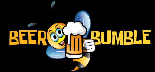 Downtown Racine - Beer Bumble registration logo