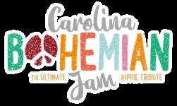 Carolina Bohemian Jam registration logo