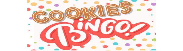 Cookies and Bingo registration logo
