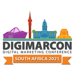 DigiMarCon South 2021 - Digital Marketing, Media and Advertising Conference & Exhibition registration logo