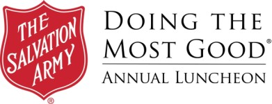 Doing the Most Good Annual Luncheon registration logo