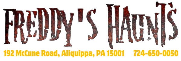 Freddy's Haunts registration logo