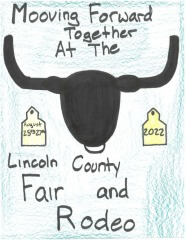 Lincoln County Fair RV Parking and Season Pass Application registration logo