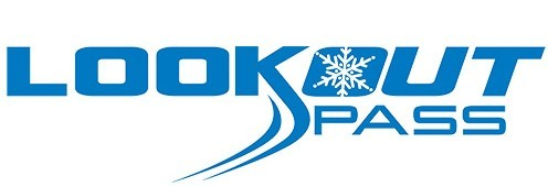 Lookout Pass - Idaho registration logo