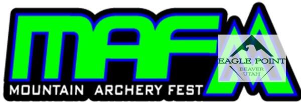 Mountain Archery Fest - Eagle Point registration logo