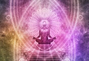 Mystical Meditation Virtual Event registration logo
