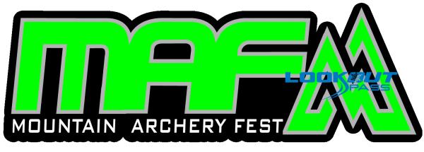 Mountain Archery Fest - Lookout Pass registration logo