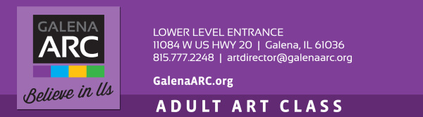 Portrait Painting Workshop / AUGUST registration logo