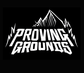 PROVING GROUNDS presented by Five Ten registration logo