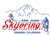 San Juan Skijoring registration logo