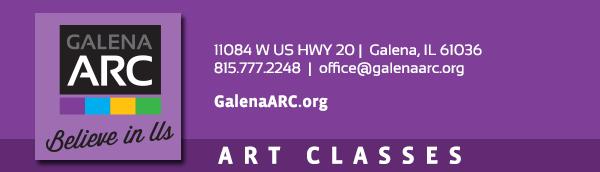 Summer Youth Art Classes registration logo