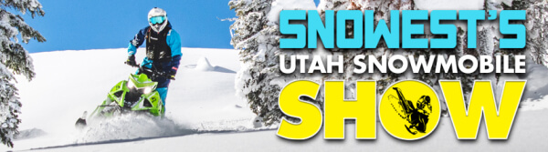Utah Snowmobile Show registration logo