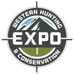 Western Hunting and Conservation Expo registration logo