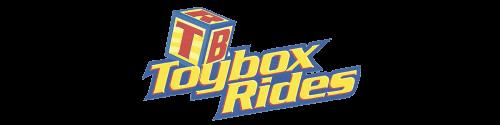 Toybox Rides logo