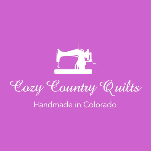 Cozy Country Quilts logo