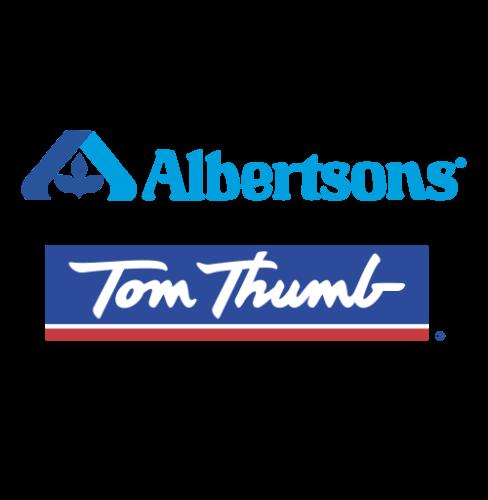 Albertsons/Tom Thumb logo