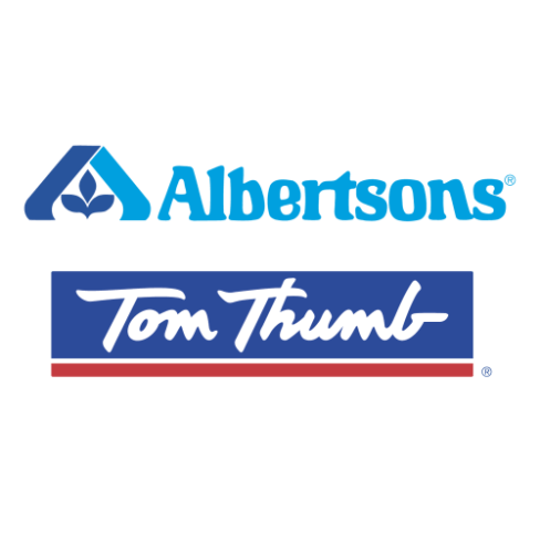 Albertsons/Tom Thumb logo