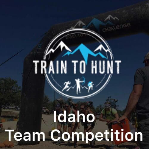 Train To Hunt Idaho logo
