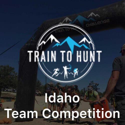Train To Hunt Idaho logo