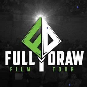 Full Draw Film Tour logo