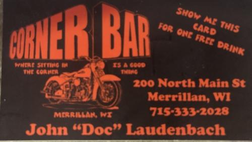 Corner Bar logo