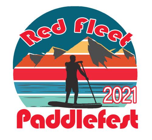 Red Fleet Paddle Fest  logo