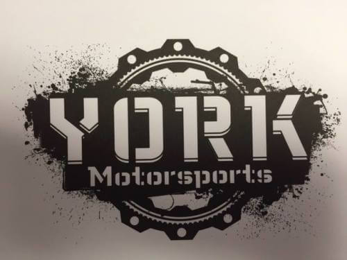 York Motorsports / Viper Machines logo