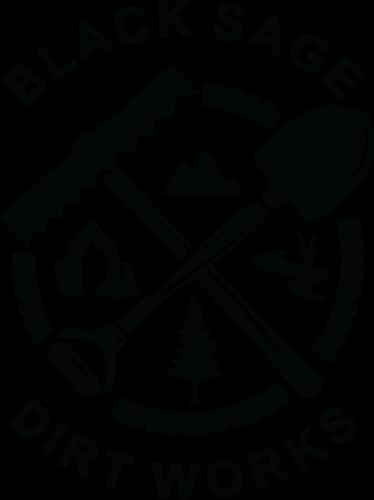 Black Sage Dirt Works logo