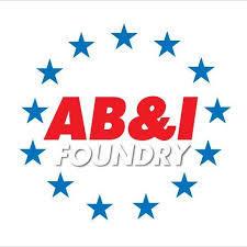 AB&I Foundry, Oakland logo
