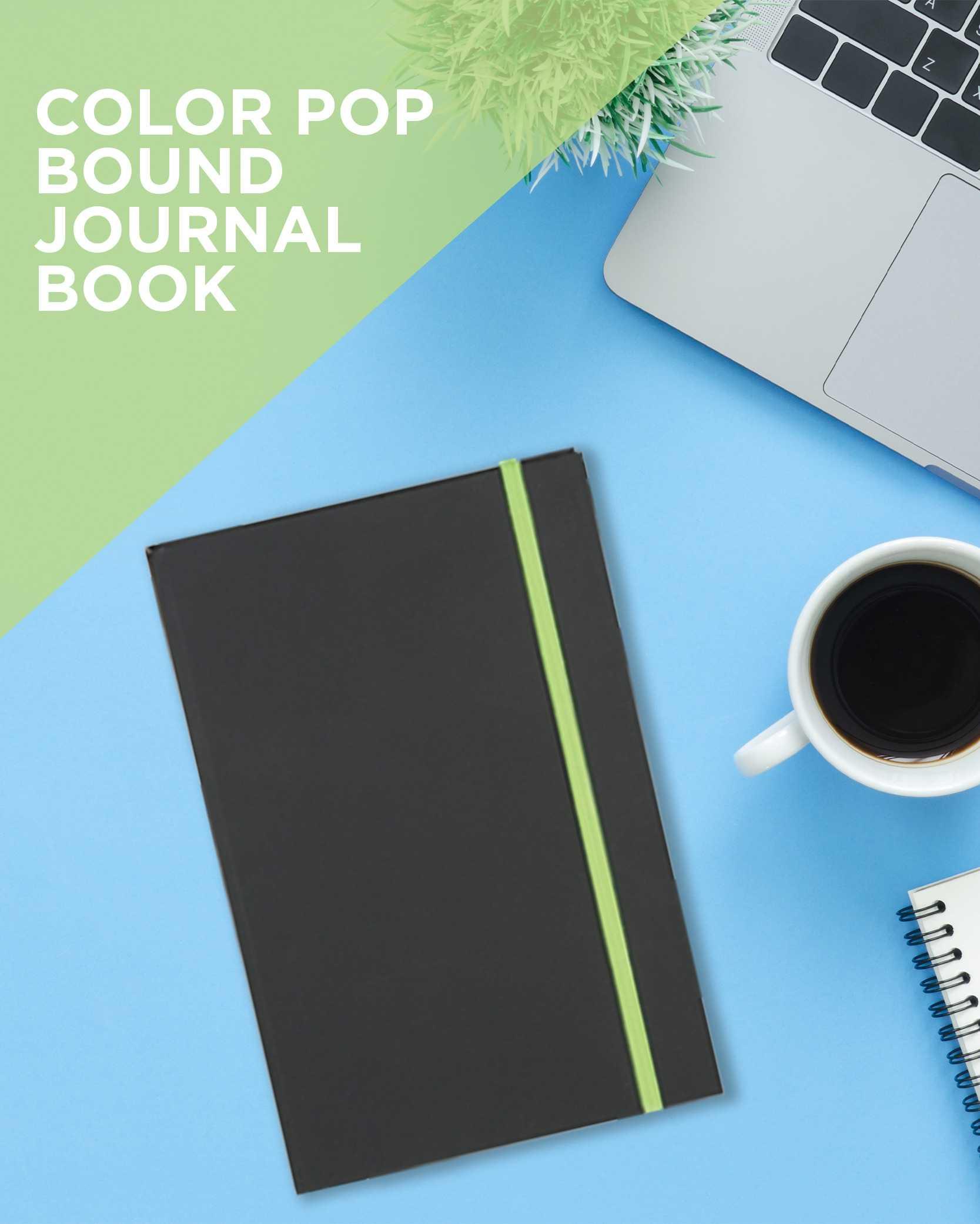 AIM color pop bound journalbook