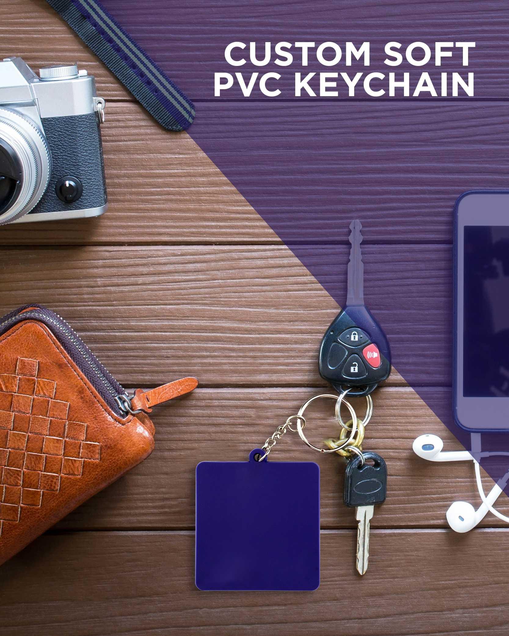 Custom PVC Keychain AIM
