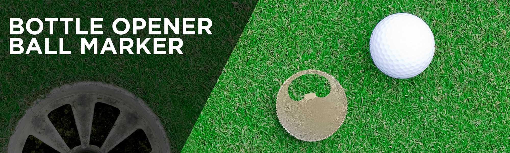 Bottle Opener Ball Marker AIM