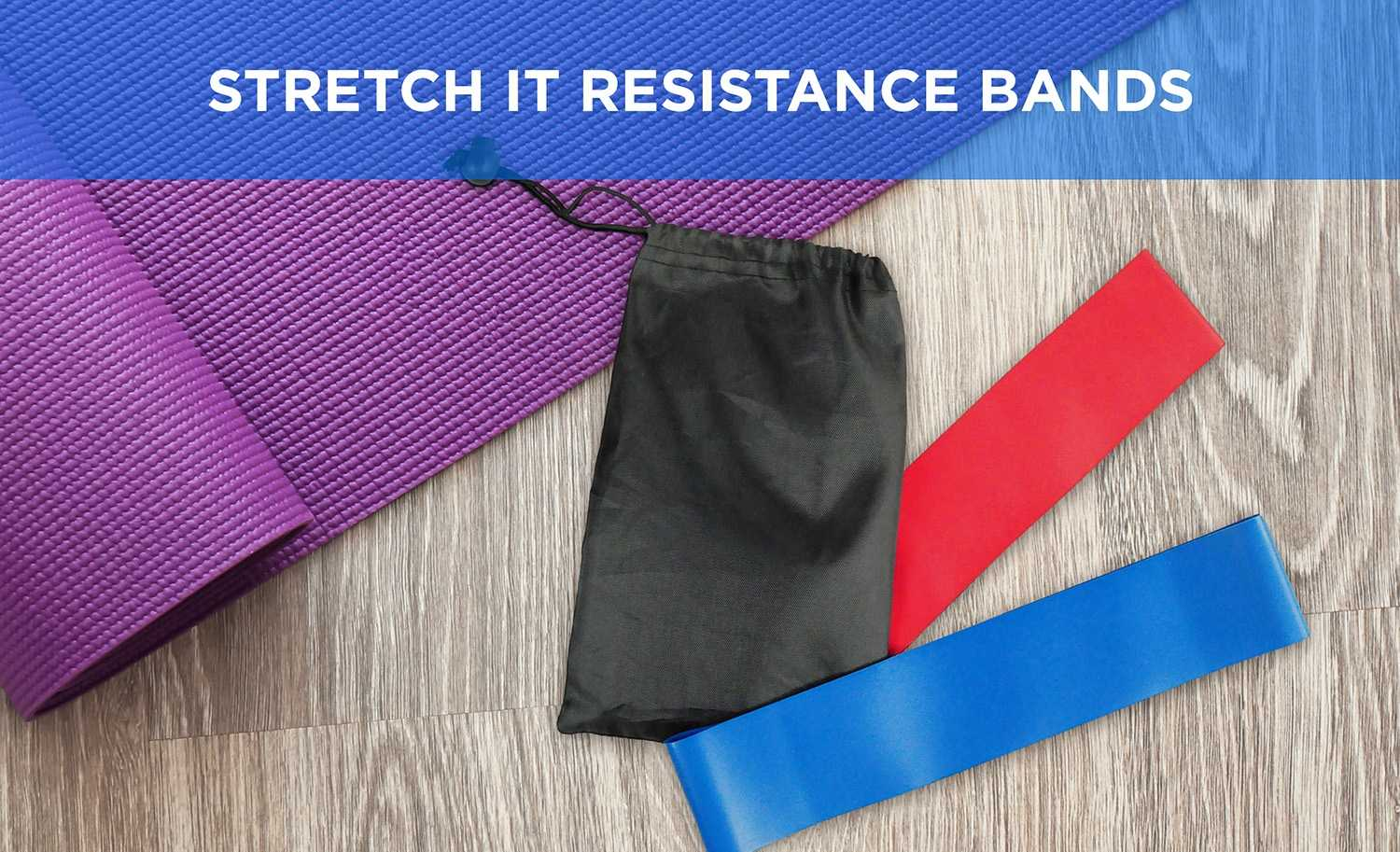 Stretch It Resistance Bands AIM