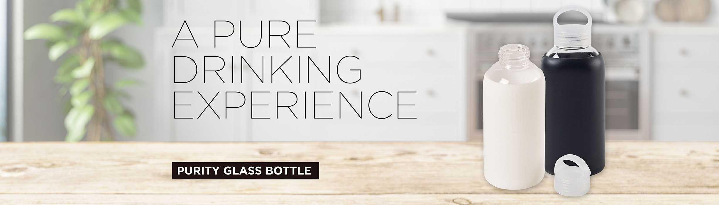Purity Glass Bottle AIM