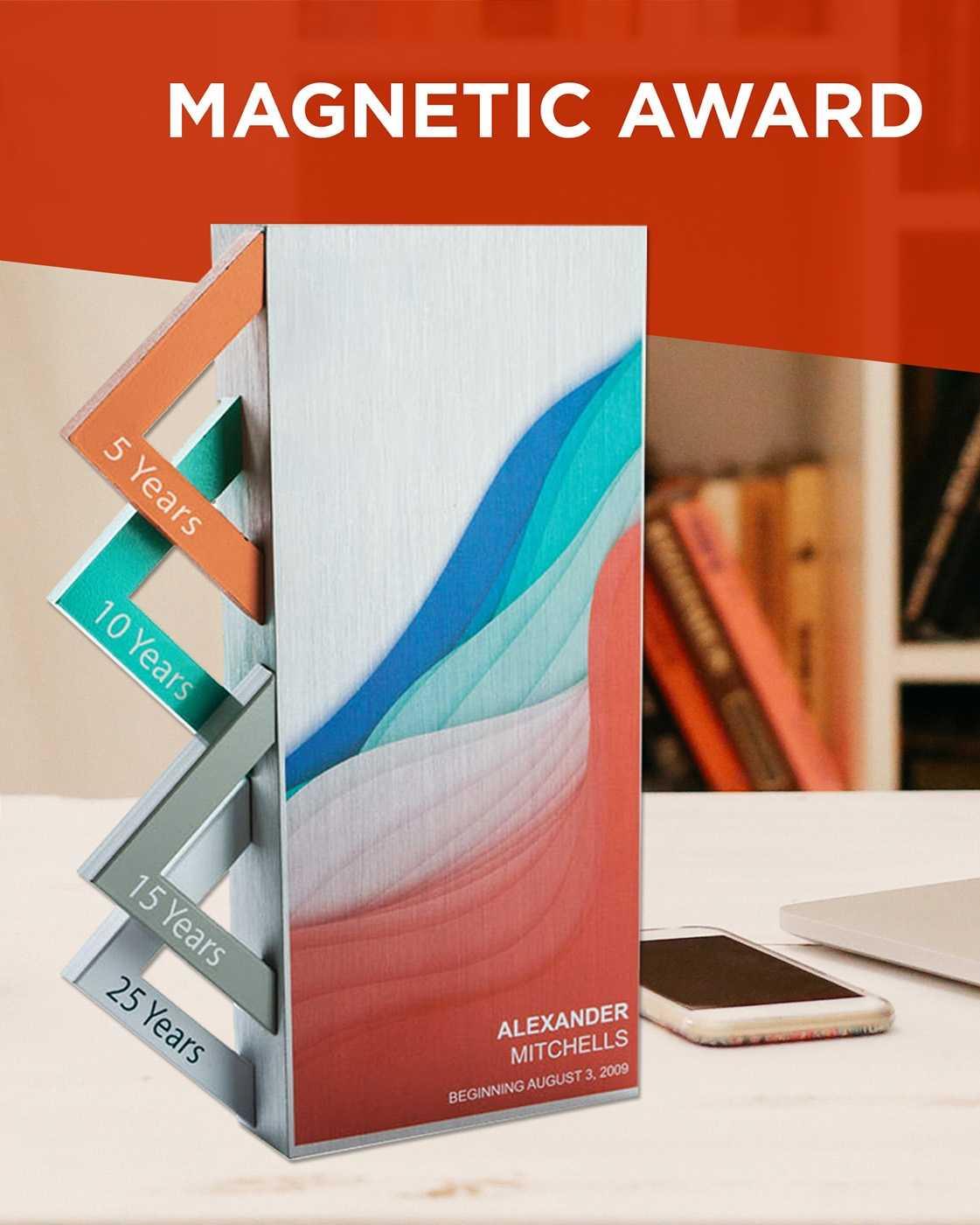 Magnetic Award AIM