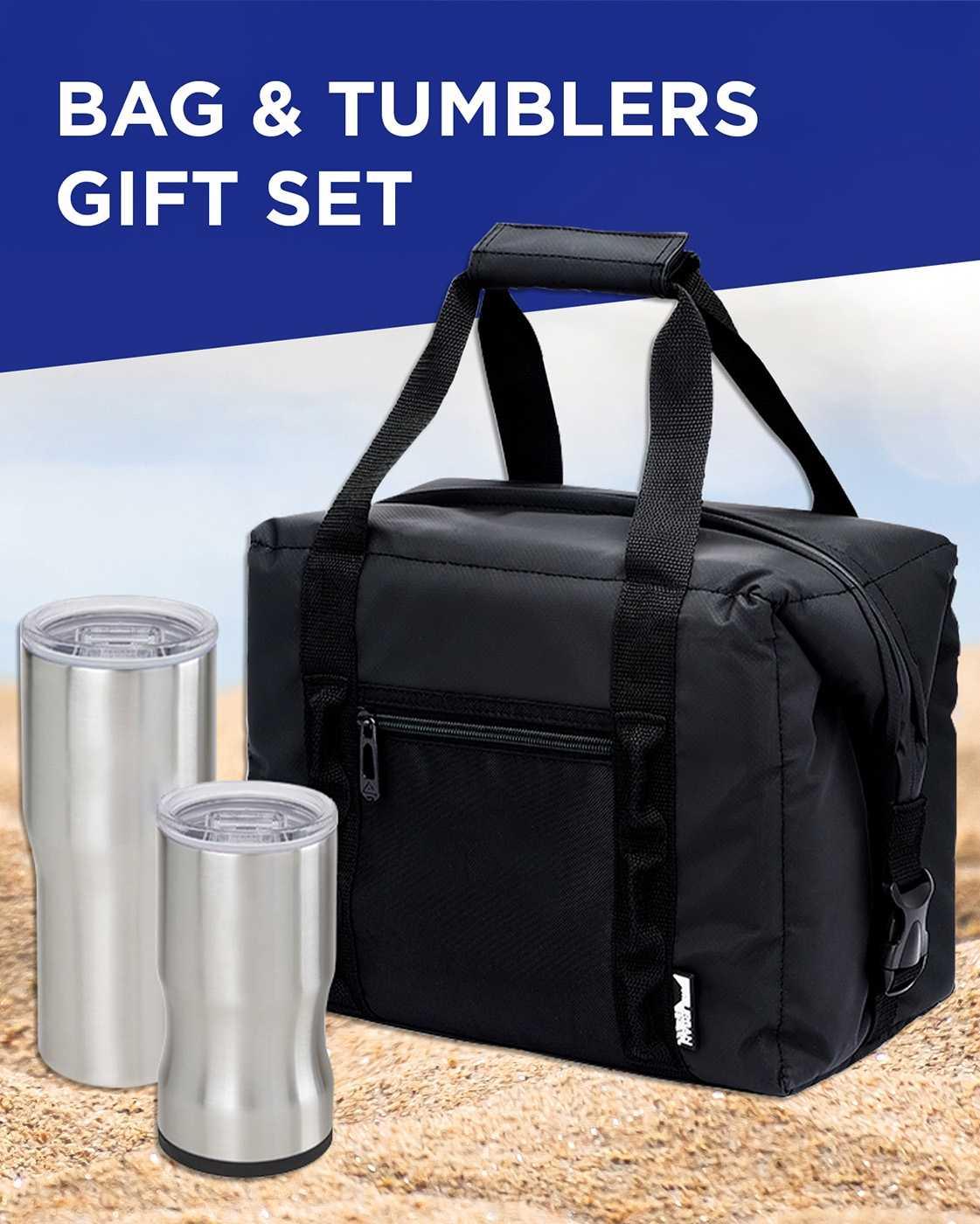 Bags and Tumblers Gift Set AIM