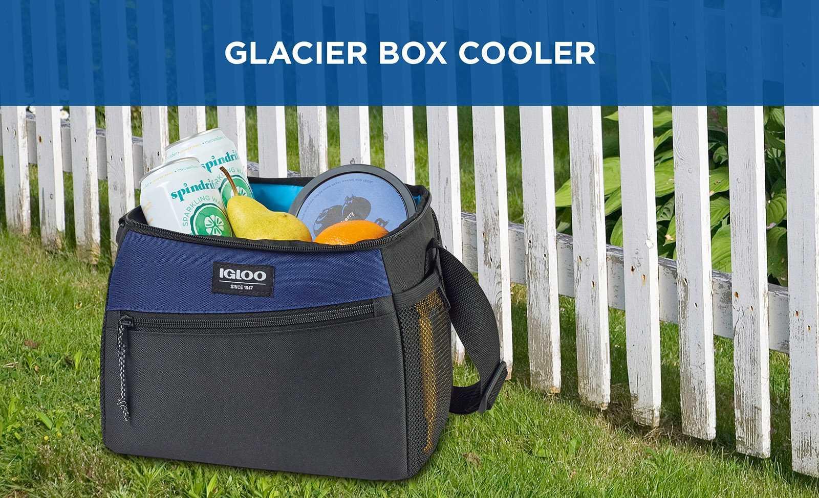 Glacier Box Cooler AIM