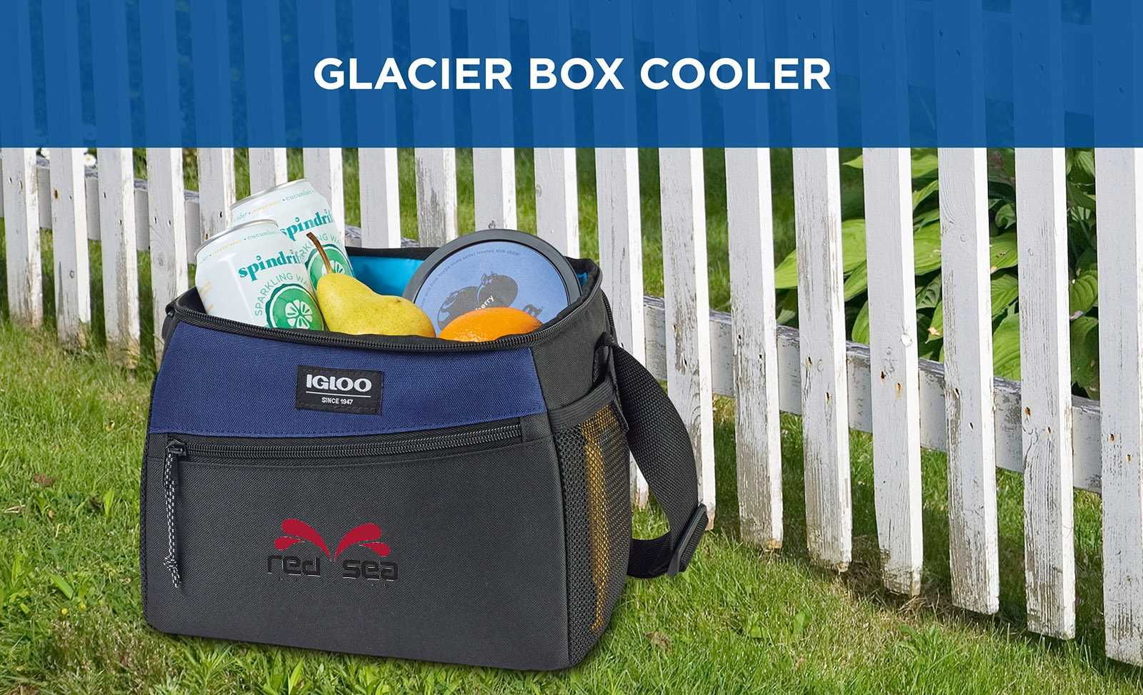 Glacier Box Cooler AIM
