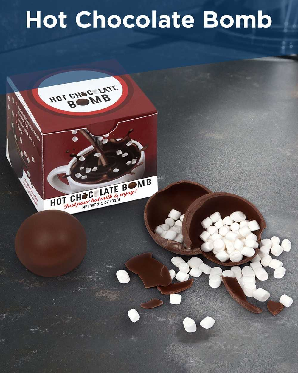 Hot Chocolate Bomb AIM