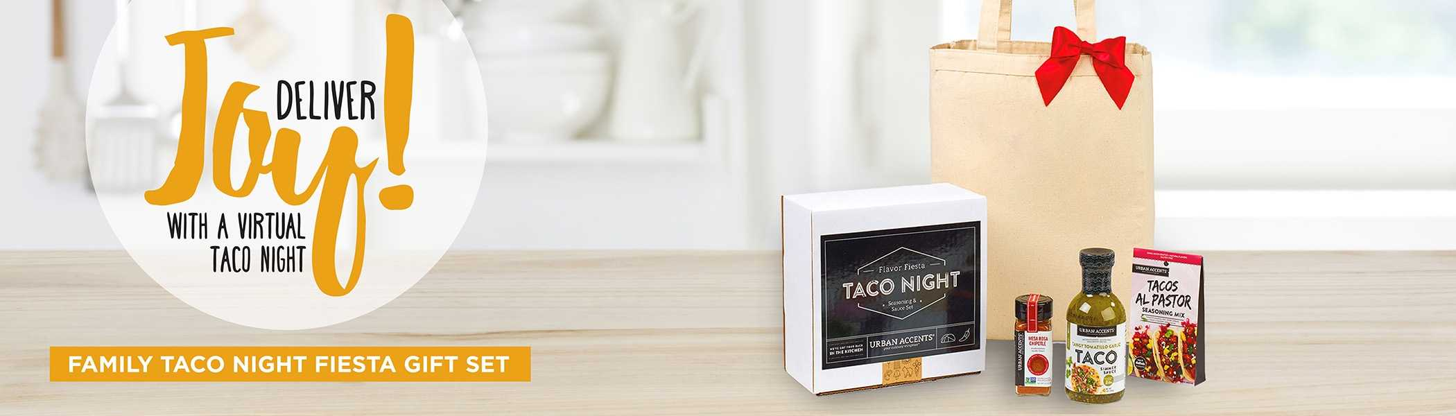 Taco Night Gift Set AIM