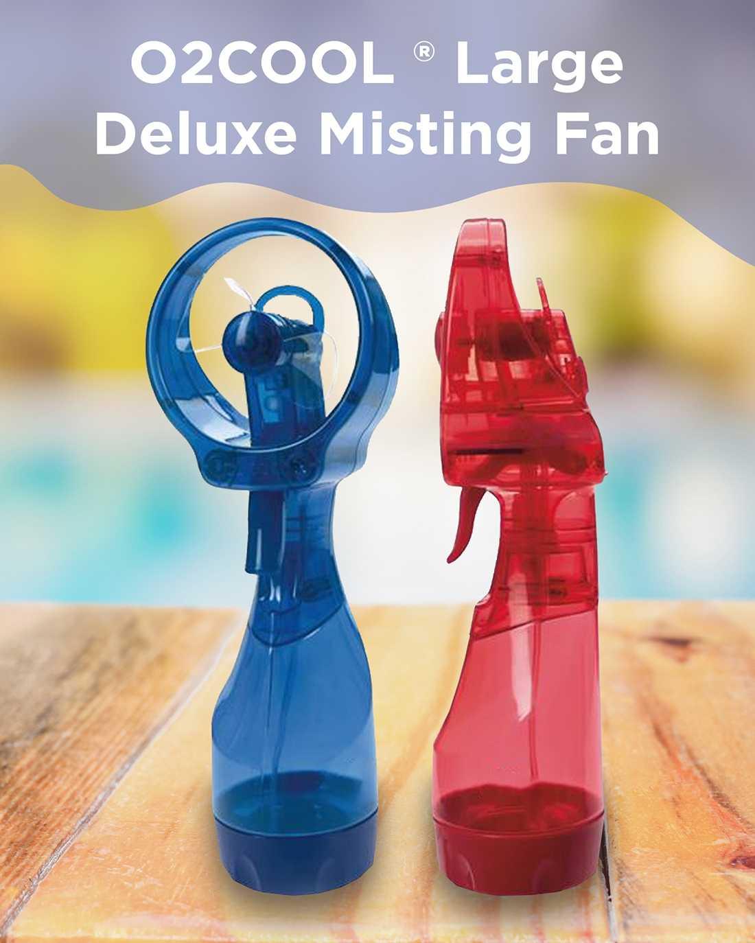 Deluxe Misting Fan AIM