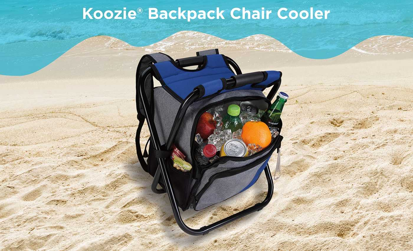 Koozie Backpack Cooler AIM